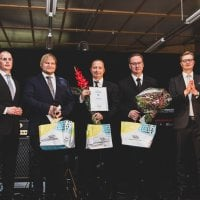 Ylöjärven Puu on Vuoden ylöjärveläisyritys – Vuoden Yrittäjä -juhlassa palkittiin myös Pirkanmaan Pieneläinklinikka