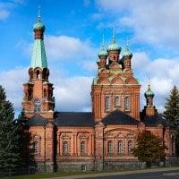 """Arkkipiispa Leo Tampereen ortodoksisen kirkon 120-vuotisjuhlassa: """"Kirkkorakennus on täynnä teologiaa, koko keholla vastaanotettavaa teologiaa"""""""