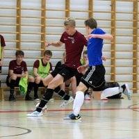 YIlves FS kaatoi niukasti ACEn futsalin Kakkosessa