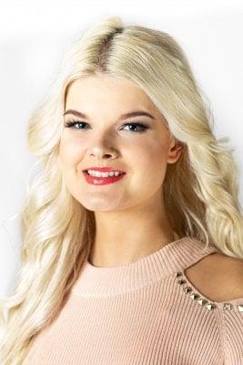 9. Sara Pirtala, 19-v., 178 cm, Laukaa