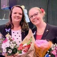 Ylöjärveläislähtöinen Jenni Ahlstedt valittiin kansainvälisiin luottamustehtäviin nuorkauppakamareiden maailmankokouksessa Tallinnassa