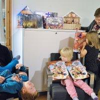 Joulu vuoroin vieraissa –  ei koskaan kotona