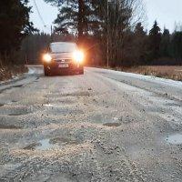 Kurun keskusta edellyttää ripeitä toimia alempiasteisen tieverkon kunnostamiseen