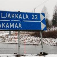 Viljakkalantielle Takamaalle aletaan suunnitella kevyen liikenteen väylää