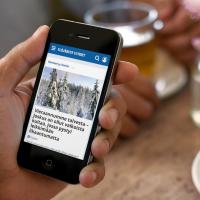 Ylöjärven Uutisten tilaajana saat aina ensin ja enemmän paikallista sisältöä