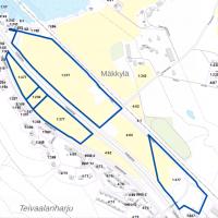 Kaupunki ostaa Mäkkylän maita 1,8 miljoonalla eurolla Vaasantien varresta – korvaus on huomattavasti suurempi kuin raakamaasta yleensä
