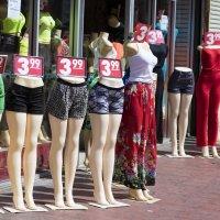 Vähällä päässyt saastuttaja: Vaatteiden tehotuotanto on kasvava ongelma