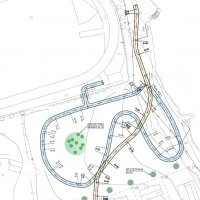 Räikän urheilukentän viereen Äijänpuistoon tulee uusi kevyen liikenteen väylä ja talvisin latuja