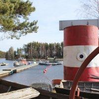 Pimeesalmen telakka uudistuu juuriaan kunnioittaen – veneet suoraan järvestä uuteen halliin