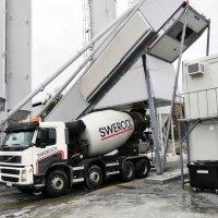 Swerockin betonitehdas täyttää vuoden – Myös pienrakentajien kannattaa ryhtyä asiakkaiksi