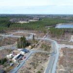 Työläjärveltä myydään maa-aineksen otto-oikeus miljoonalla eurolla maanrakennusyhtiölle
