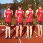 Kaupungin yleisurheilumestaruudet ratkaistu: Miro Mäkiselle kolme kultaa