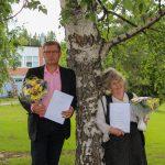 Ehdota Kurun Urheaa Mattia ja Heloposki Hennaa vuodelle 2021