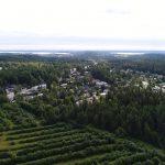 """Uudelle Hatolan alueelle noussee trendikkäitä """"townhouseja"""" ja puisia pienkerrostaloja"""