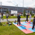 Tatamisali aukaisi Elovainiolle – Kamppailulajien kehdossa pääsee treenaaman pian myös itsepuolustuslaji hapkidoa