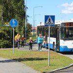 Soppeenmäen Matkatie uudistuu: Lisää tilaa busseille – viereen myös kevyenliikenteenväylä ja uusi suojatie Kuruntien yli