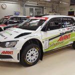Röyhkiö pääsee mittaamaan vauhtiaan R5-autolla ja ottamaan mittaa Suomen nopeimmista