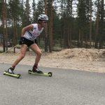 Ryhdin Elsa Torvinen jatkoi vahvoja näyttöjään Aateli Racessa