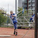 60-vuotias YPA juhli urheilullisesti kentällä – katso riemukkaat kuvat tapahtumasta