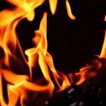Ulkorakennus paloi ja ravitallikin oli vaarassa