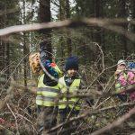 Viikonloppuna koko perhe voi lähteä retkelle lähiluontoon – Lamminpään majalla järjestetään tehtävärasteja sisältävä lasten luontopolku