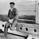 Laadun isäntä Jeremias Laatu oli myös vanginvartija ja -kuljettaja – Vankia kuljetettiin kahleissa, mutta joskus hän pääsi silti karkaamaan