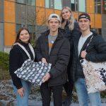 Kangaskassille riittää käyttäjiä – Ylöjärveläislukiolaisten Kantti Ny hyödyntää kierrätysmateriaaleja