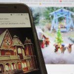 Joulu somessa? – Uutisvirta pullistelee toinen toistaan upeampia piparkakkutaloja, jouluasetelmia ja käsitöitä