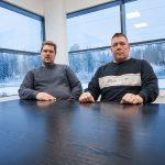 Ylöjärven elinkeinopalkinto Pimara Oy:lle – Vesa-Matti Mäkinen ja Martti Lielahti pyörittävät kasvunälkäistä monialayritystä