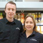 """K-Supermarket Linkki ja K-Market Vuorentausta saavat uudet kauppiaat: """"Rakennamme yhdessä laadukkaat ruokakaupat"""""""