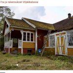 Pala Viljakkalan historiaa myynnissä – Kaunis, mutta ränsistynyt vanha rakennus on kiinnostanut somessa