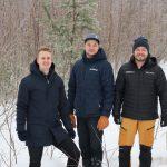 Nuoret ylöjärveläisyrittäjät pystyttävät Suomen suurimman padel-hallin Kolmenkulmaan