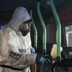 Kaikki Nysse-liikenteen bussit desinfioidaan nanopinnoite-ruiskutuksella – tarra merkkinä