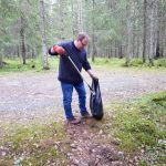 """Ylöjärveläisyhteisöt suorittivat ison siivousurakan ja """"saalis"""" oli mittava"""