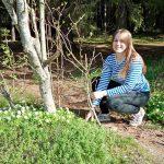 """Kesäretkeilijä Ella Huhtanen: """"Ylöjärvi on upeita retkikohteita täynnä"""""""