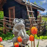 Kesäparatiisikisa: Sari Toivolan kesä maistuu parhaimmalta Röllimökissä