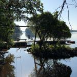 Kesäparatiisikisa: Mira Sohlmanin kesäparatiisi sijaitsee Länsi-Teiskossa järven yllä