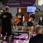 Ryhtiläiset venyivät nuorten voimanoston SM-kisassa Sotkamossa – ennätykset paukkuivat