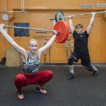 Tarjolla voimailukoulu: Nostaminen on tekniikkalaji ja oikea tapa kannattaa opetella nuorena