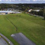 ArkkitehtikisaLeijapuistonja Kirkonseudunalueesta ensi vuonna? Alueelle voisi tulla kodit noin 250 asukkaalle