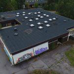 Ylisen kuntoutuskeskus on ollut vuosia tyhjillään – video ja kuvat kertovat, miltä alueella näyttää nyt
