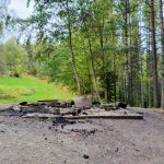 Poliisi pyytää yleisöhavaintoja laavun polttajasta – Viimeisen retkeilijän tiedetään poistuneen alueelta puolenyön aikaan