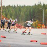 Kolme ryhtiläistä rullasprintin SM-finaalissa – Elsa Torvinen taisteli upean pronssin