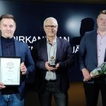 Ylöjärveläinen ympäristökalusteita valmistava perheyritys pokkasi Pirkanmaan Vuoden yrittäjä -tunnustuksen