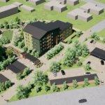 Kultaniittyyn nousee kaksi uutta kerrostaloa kolmen sijaan – osa naapureista ei pidä siitä, että uusia taloja tulee lainkaan
