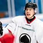 Porin Ässien ylöjärveläinen Patrik Juhola palkittiin loistavasta alkukaudesta nuorten SM-sarjassa