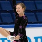 Ylöjärveläinen Jenna Jokela luisteli upeasti Finlandia Trophyn Special Olympics -sarjassa