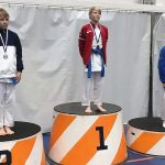 Ronkainen ja Salonen huippuiskussa Hämeenlinnan SM-karatessa – Kaksi Suomen mestaruutta Ylöjärvelle